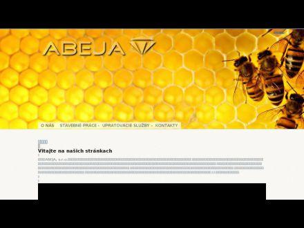 www.abeja.sk