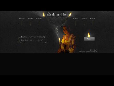www.saltarello.sk