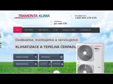 www.tramontaklima.cz