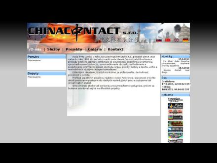 www.chinacontact.sk