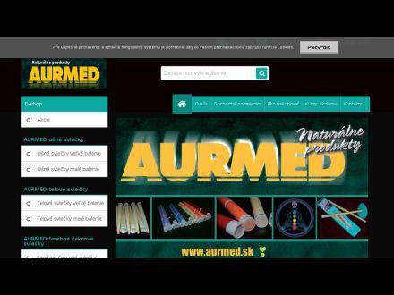 www.aurmed.sk