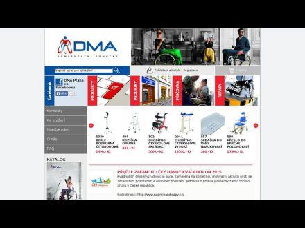 www.dmapraha.cz