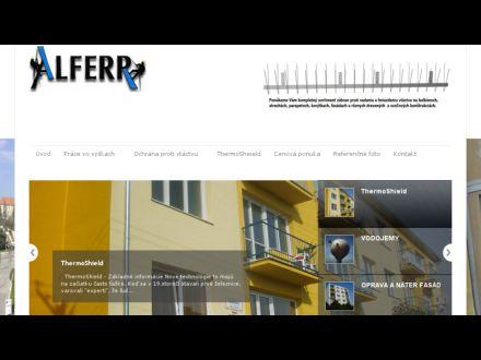 www.alferr.sk