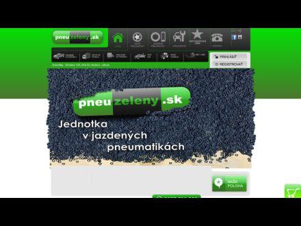www.ponuka.zeleny.sk