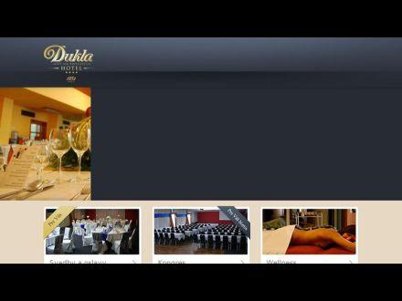 www.hotelduklapresov.sk