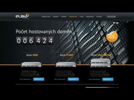 www.elbiahosting.sk