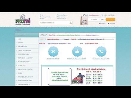 www.promi.cz