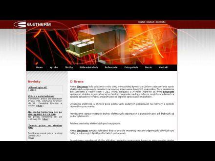 www.eletherm.sk