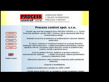 www.processcontrol.sk