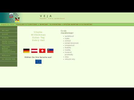 www.veja.sk