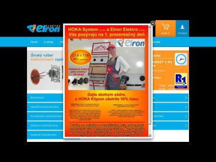 www.elron.sk