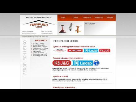 www.feroplech-letko.sk