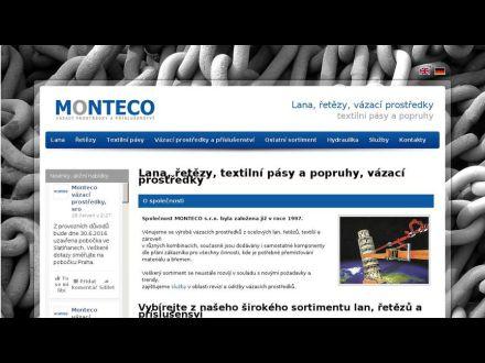 www.monteco.cz