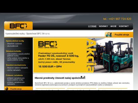 www.bfc.sk