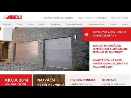 www.abeli.sk