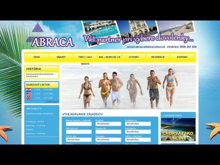 www.abracatour.sk