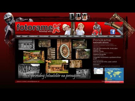 www.fotoramex.sk