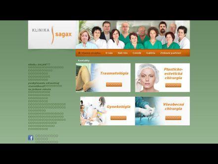www.sagax.sk