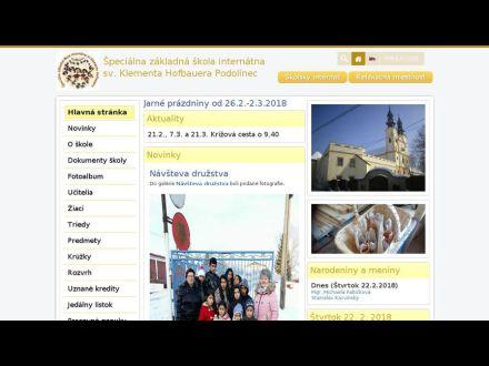 www.szspodolinec.edupage.org