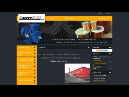 www.copperplus.sk
