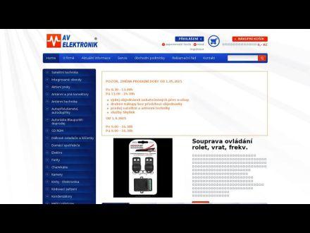 www.avelektronik.cz