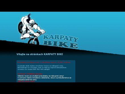 www.karpatybike.sk