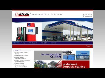 www.benol.sk