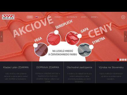 www.maslen.sk