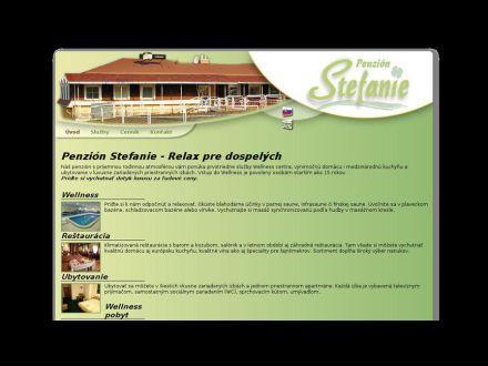 www.stefanie.sk