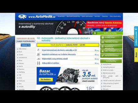 www.automedik.cz