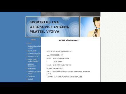 www.sportklubeva.estranky.cz