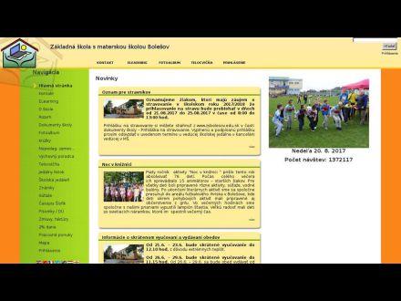 www.zsbolesov.edupage.org
