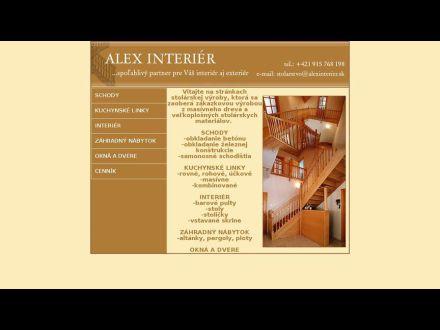 www.alexinterier.sk