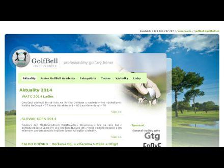 www.golfbell.sk