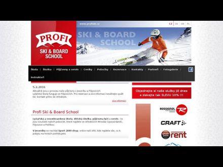 www.profiski.cz
