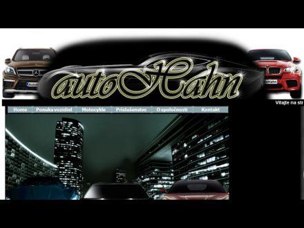 www.autohahn.sk
