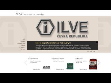 www.ilve.cz