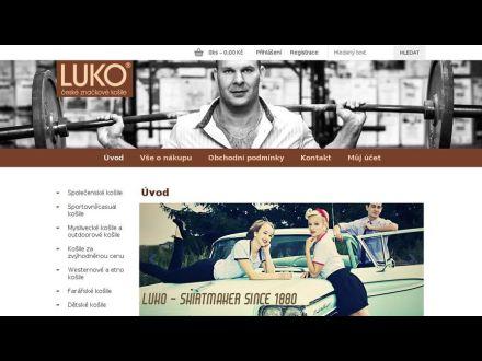 www.luko.cz