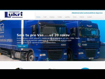 www.lukri.sk
