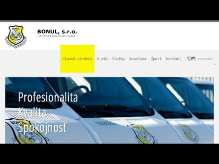 www.bonul.sk