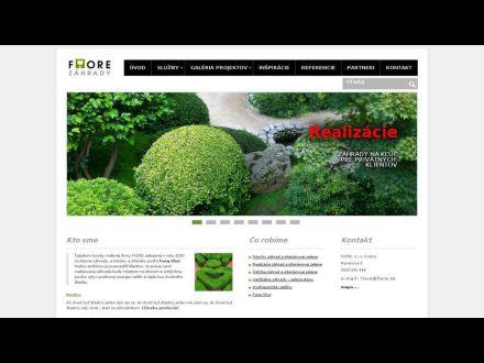 www.fiore.sk