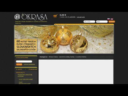 www.okrasa.sk