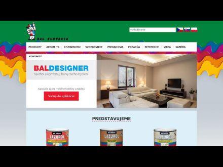 www.bal.sk
