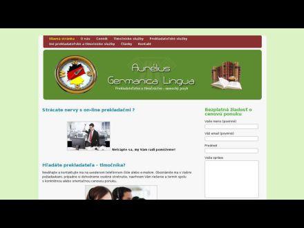 www.agentur-aurelius.sk