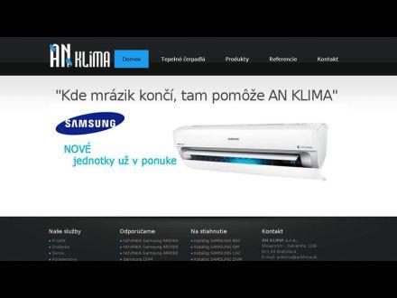 www.anklima.sk