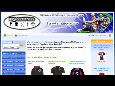 www.sportfan.sk
