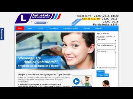 www.autoskolaautoprogres.sk