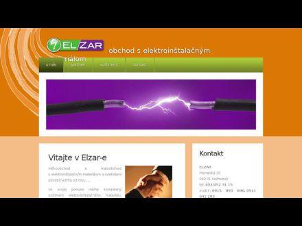 www.elzar.sk