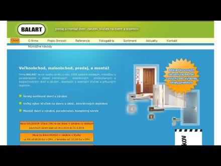 www.balart.sk