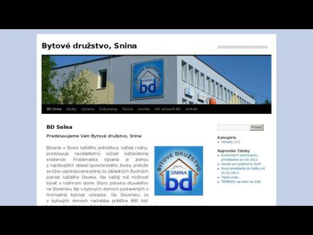 www.bdsnina.sk